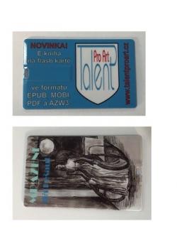 Flash karta s e-knihou - Mrazení
