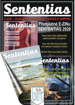 Sententias - Předplatné 2020