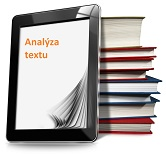 Analýza textu